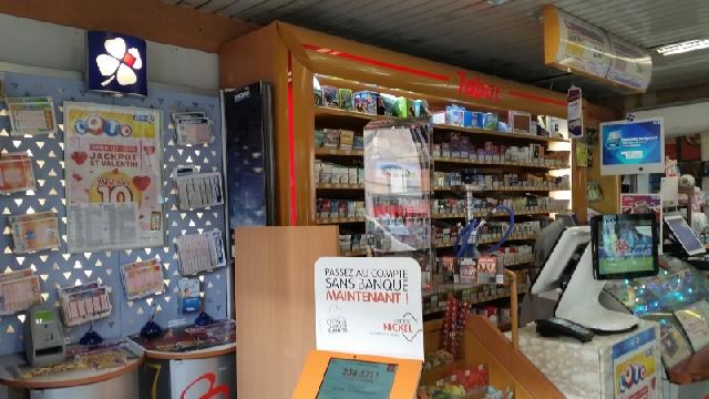 Tabac presse loto delmouly - Bureau de tabac poitiers ...